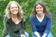 Assisterende rektor Hanne Jevnaker (t.v) og rektor Vibeke Melby gleder seg til skolestart med rekordstort antall elever