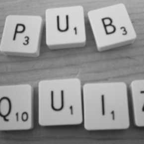 Årets siste pub quiz
