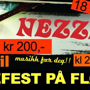 Påskefest på Fløygir