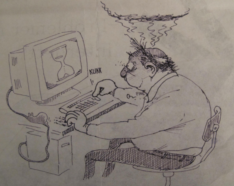 Trenger du hjelp med datamaskinen?