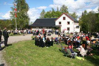 17.mai på Fløygir
