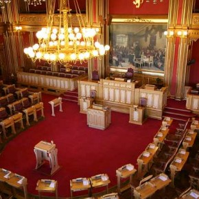Pensjonistene til Stortinget