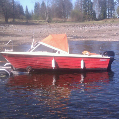 Rapport fra møte om småbåthavn