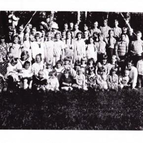 Søndagsskolen anno 1930