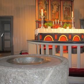 Åpen kirke fra kl. 16