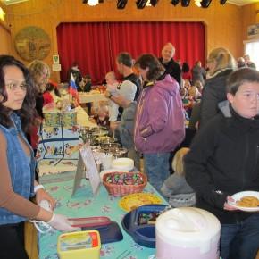 Mangfoldig og mettende på matfestival