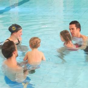 Nye runde svømmekurs