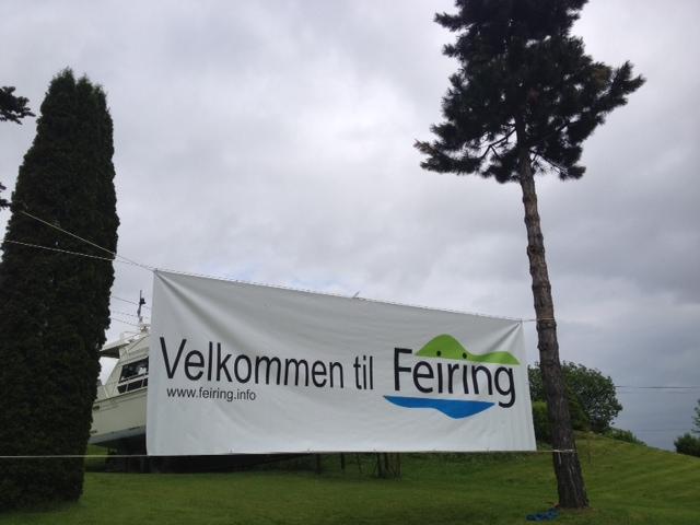 Tour of Norway gjennom Feiring
