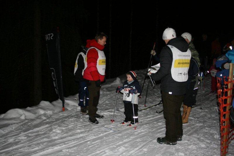 Eidsvoll skikarusell 2015 – Første renn onsdag 21. januar