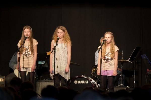B10 Jeanett, Maria og Marthe