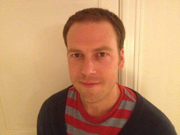 Morten F.Haugli er lærer ved Feiring skole.