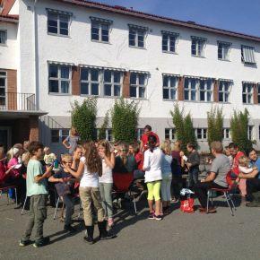 Årsmøte i FAU ved Feiring skole