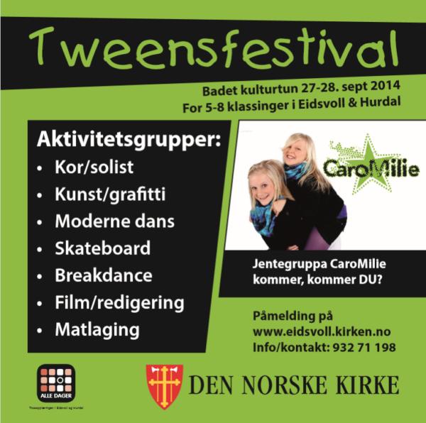 tweensfestival
