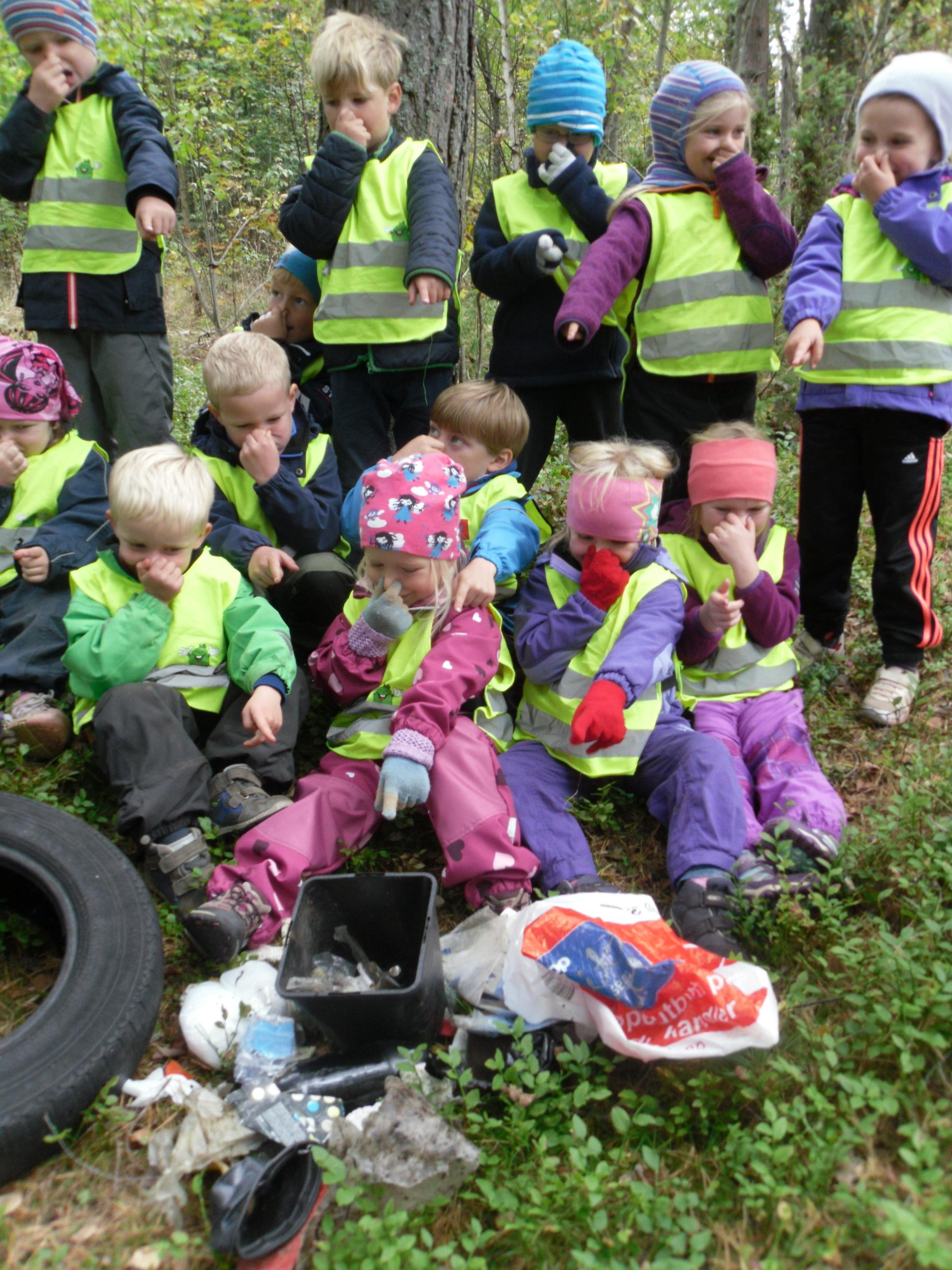 Miljøagenter på oppdrag