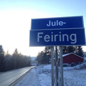 Velkommen til jule-Feiring!