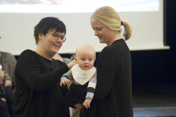 Feiringtinget 2015, Smekke til nyfødte