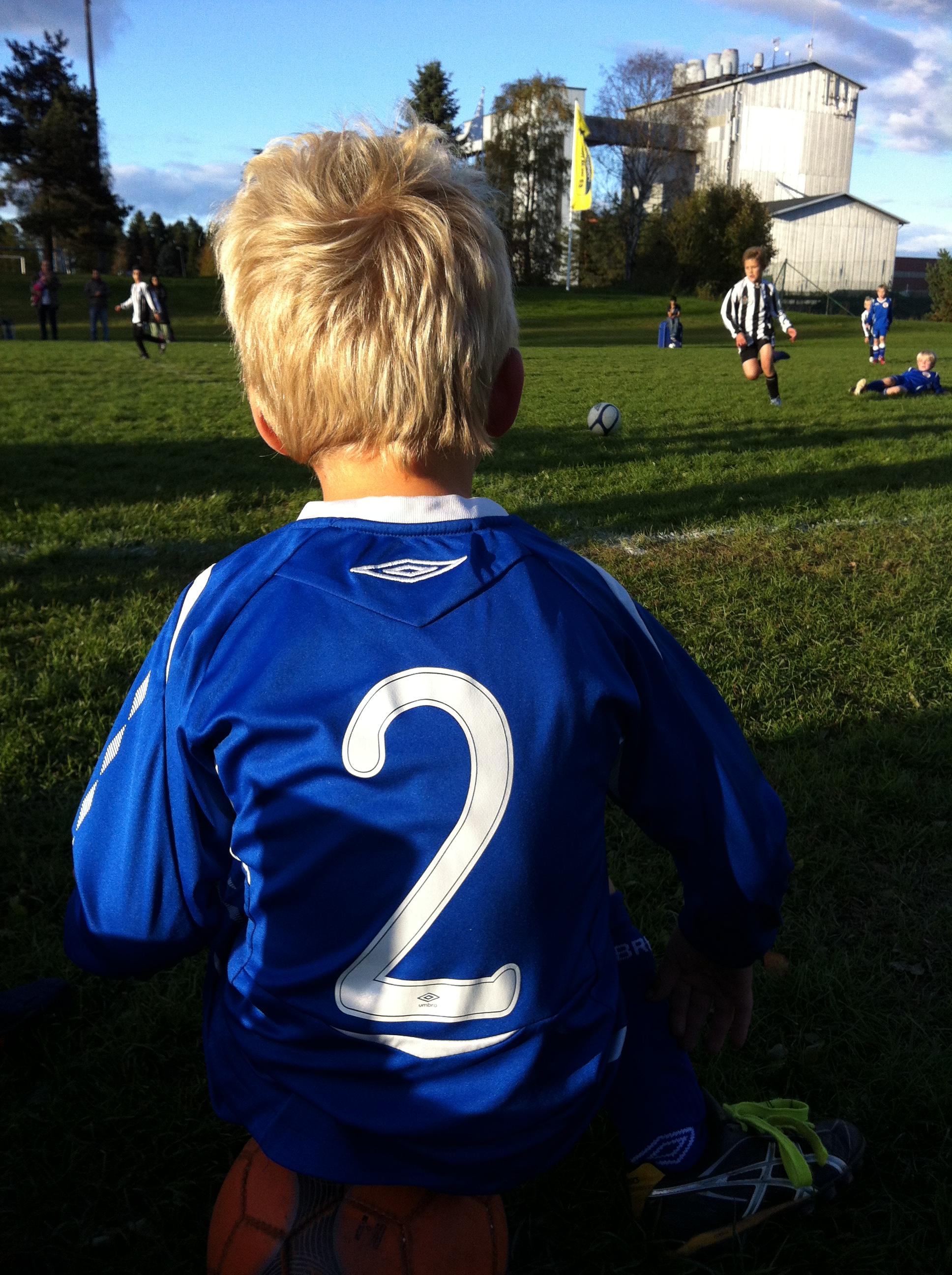 Fotballgruppa ønsker velkommen til ny sesong