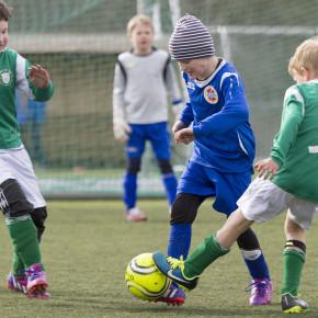 Fotballoppstart for årets 7-åringer