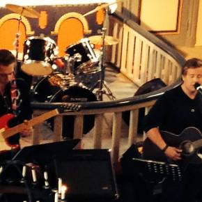 Rockegudstjeneste i Feiring kirke