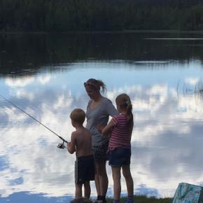 Siste runde i fiskecup