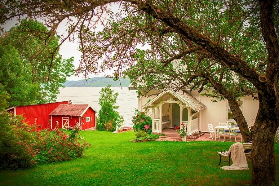 Hytter og hus til salgs i Feiring
