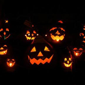 Halloween-Feiring