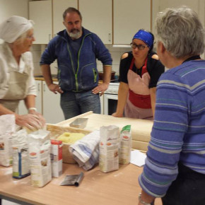 Sosialt og inspirerende med matkurs