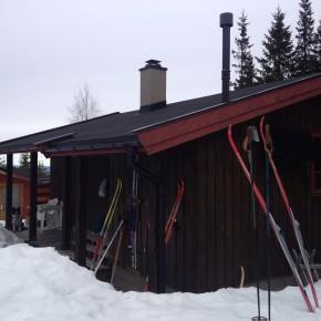 Skitur til Jahrenhytta