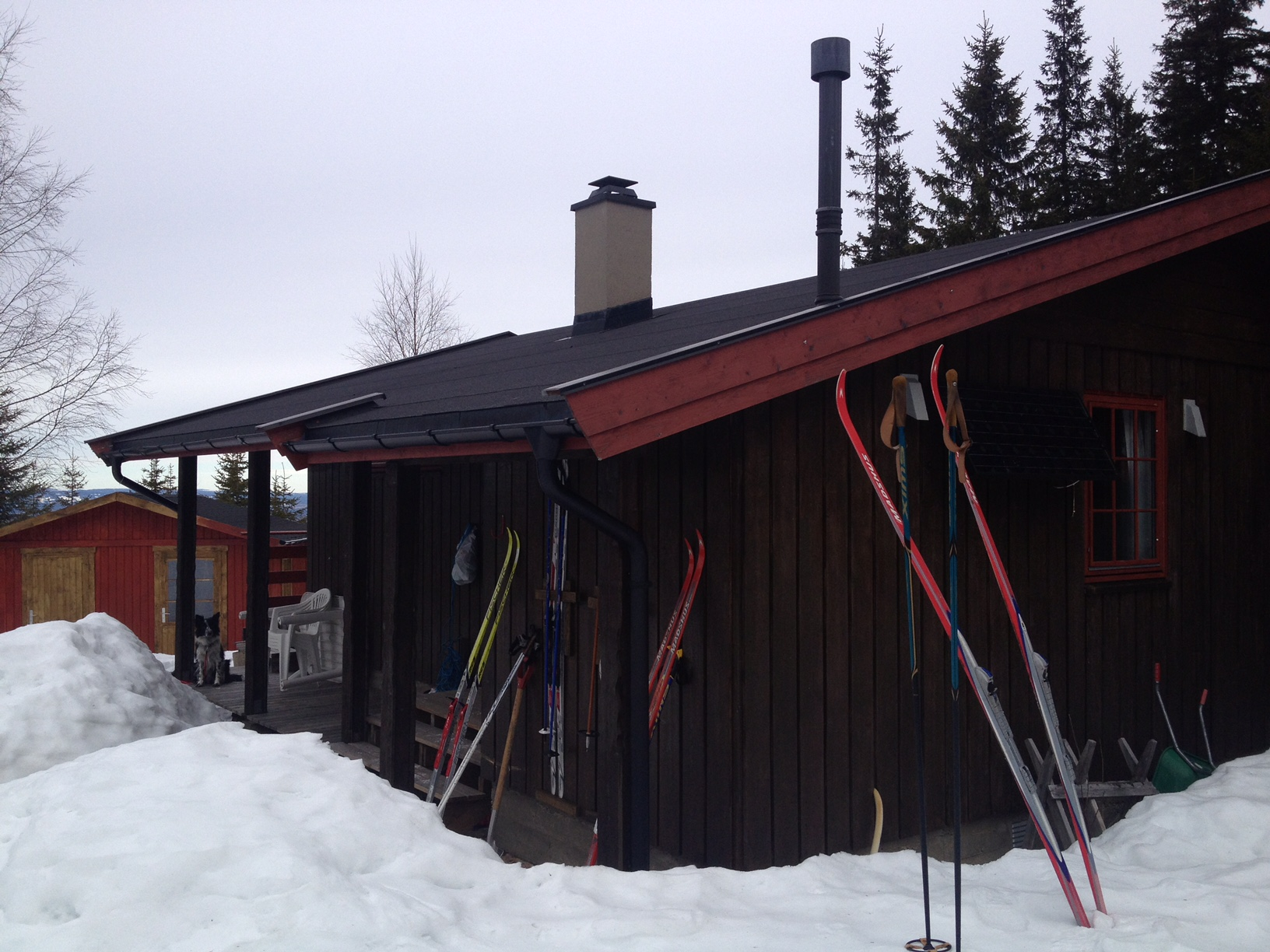 Skitur til Jahrenhytta 3.mars