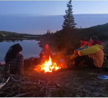 Hyggekveld med foredrag om Canadas villmark