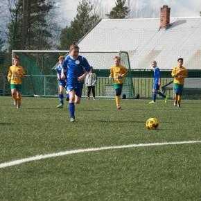 Fotballsesongen er i gang