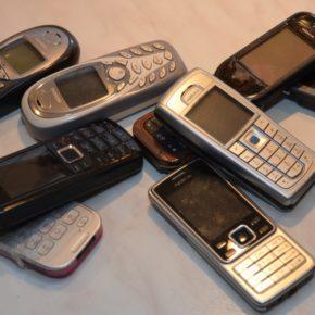 Kvitt deg med din gamle mobiltelefon