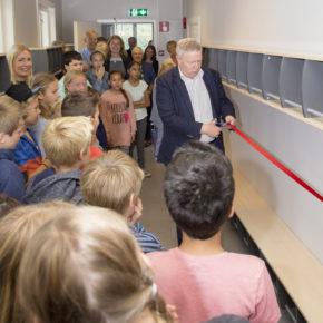 Klippet snora for etterlengtede klasserom