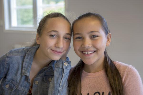 Inesa og Margret