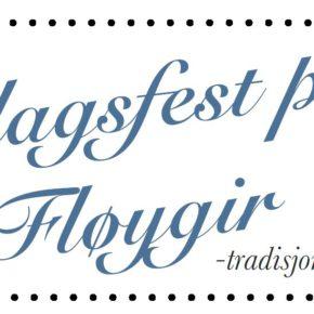 4.dagsfest på Fløygir
