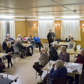 Årsmøte i pensjonistforeningen 1. februar kl. 18.00 med orientering om velferdsteknologi