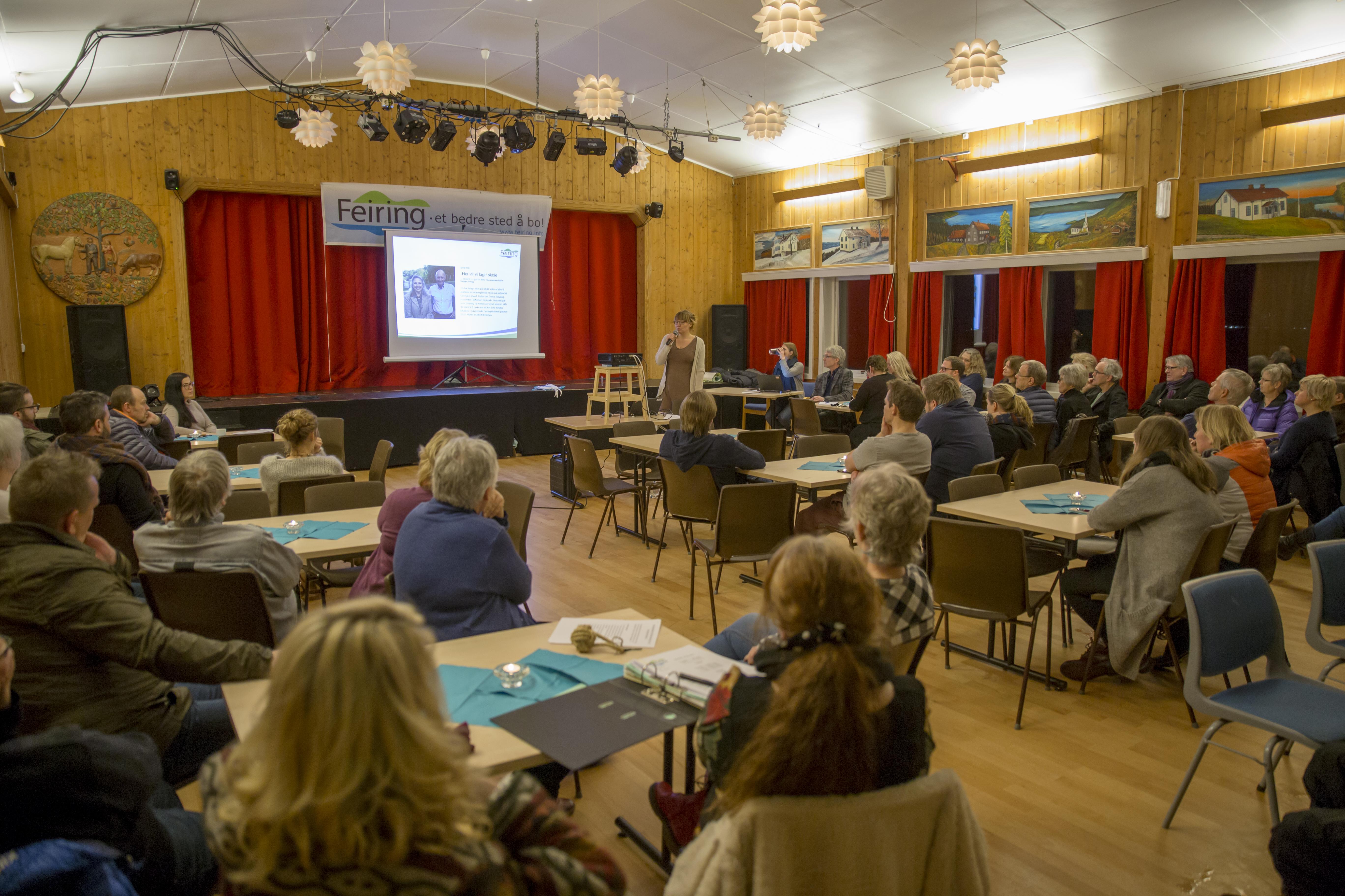 Feiringtinget 2019 og årsmøte i Feiring ungdomslag