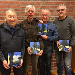 Fire nye æresmedlemmer i Feiring idrettslag