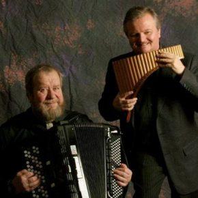 Konsert med Roar Engelberg og Harry Andersen