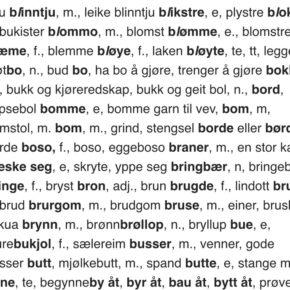 Kan vi redde Fering-dialekta?