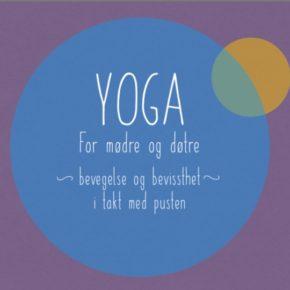 Yogastund for mødre og døtre