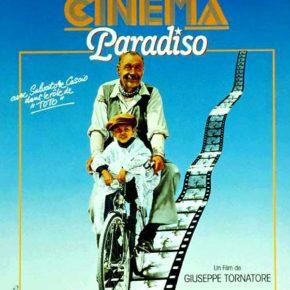 """Cinema Paradiso"" sparker i gang filmklubben"
