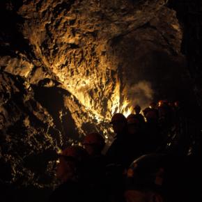 Geologiens dag i St.Pauls gruve