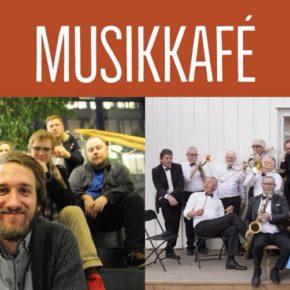 Musikkafé på Fløygir