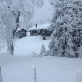 Skitur til Almelistua
