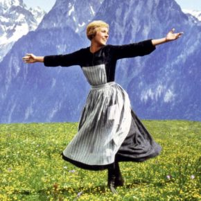 Sound of Music - filmmatiné på Fløygir
