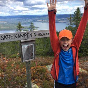 12-Toppern - En vandring på Feirings tak