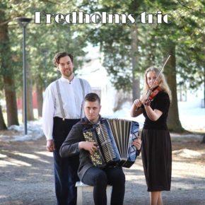 Førjulskonsert med Fredholms trio