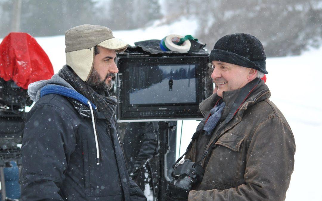 Filmvisning og møte med regissør og manusforfatter