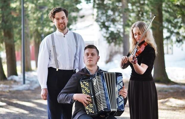 Fredholms trio til Feiring